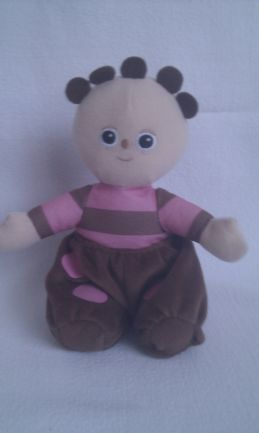 Adorable My 1st 'Ooo' Tombliboo In the Night Garden Plush Toy